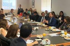 Con gran éxito se realizó el Comité Estratégico 2020 del Programa de Exportación de Servicios