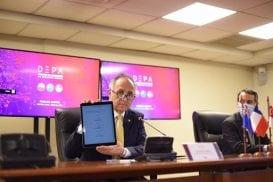 Chile, Nueva Zelandia y Singapur firman el primer acuerdo de Economía Digital
